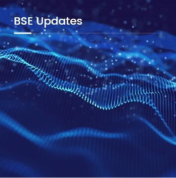 BSE Updates